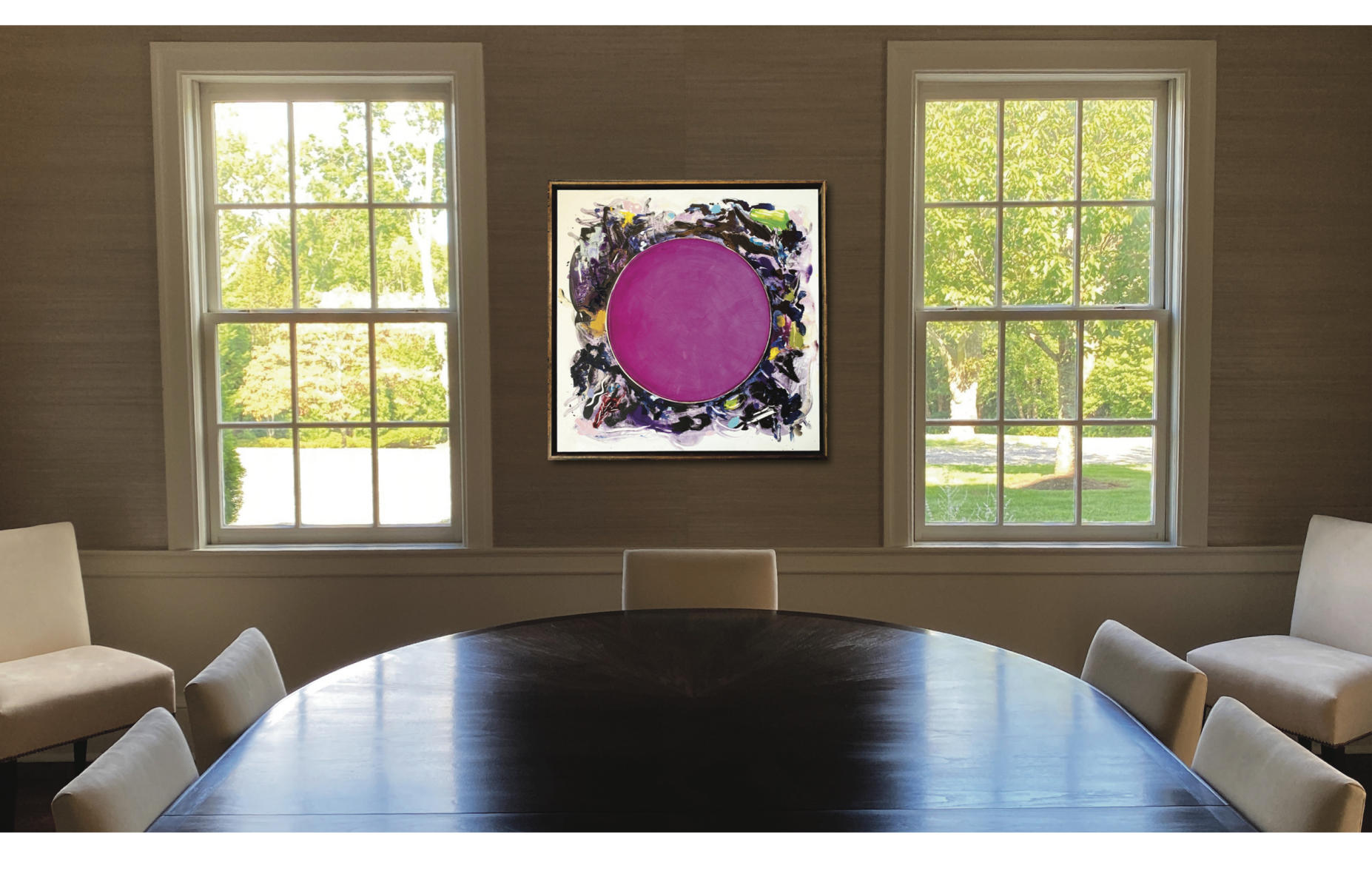 """Violet Host"" 