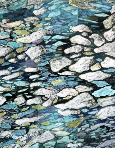 "Ice | ""9 Moments #2"" 