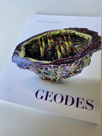 """Geodes"" by Bryan Chadwick 