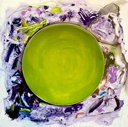 """Spring Green Host"" 