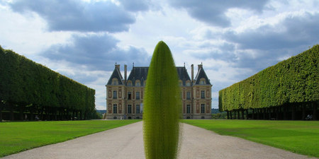 Cocoons | Installation view | Chateaux De Sceaux, Sceaux, France | June 2006