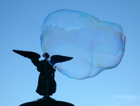 "Bubbles | ""Partial Wing"" 